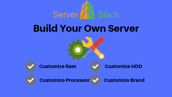 Serverstack- Build Your Own Server