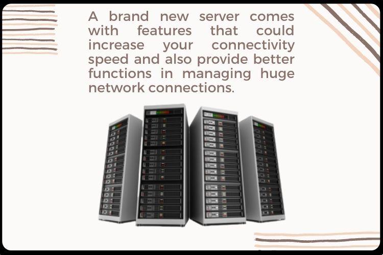 New Server Hardware
