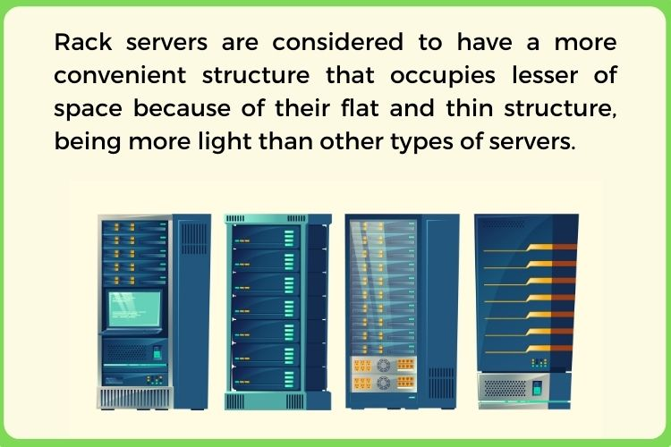 What are Rack Servers?