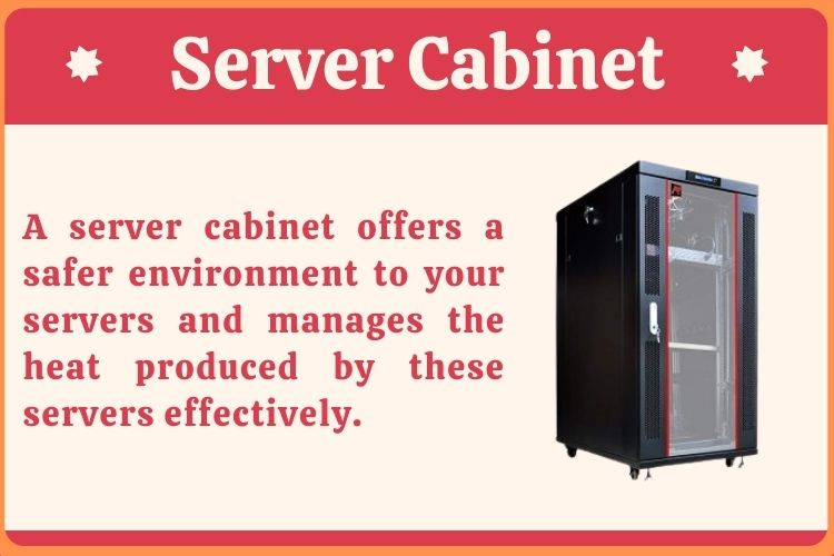 What is Server Cabinet?