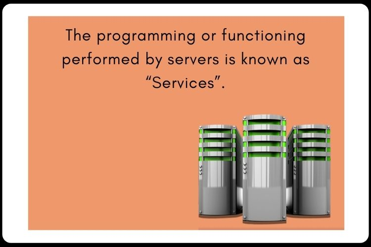 What is Services?