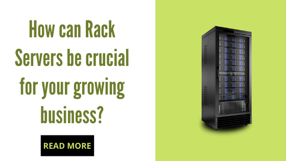 How can rack servers be crucial for your growing business?
