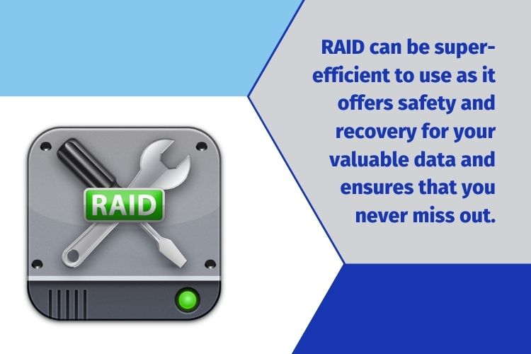 What are the uses of Raid?