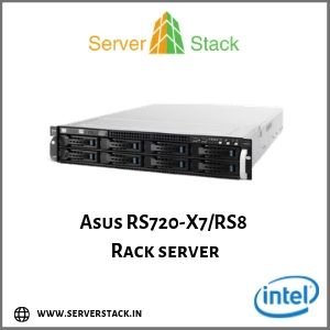 Asus Rs720 - X7/Rs8 Rack server Price In India