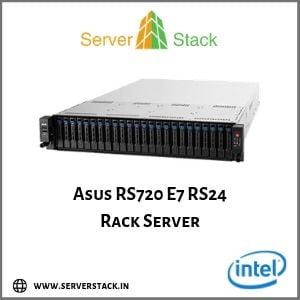 Asus Rs720 - E7/Rs24 Rack server