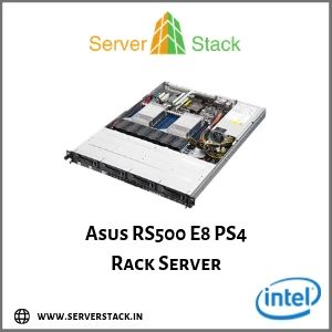Asus Rs500 - E8/Ps4 Rack server price in india