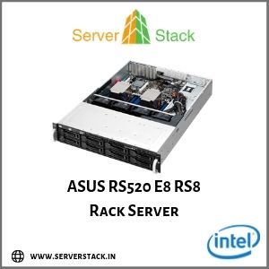 Asus Rs520 - E8/Rs8 Rack server Price in india