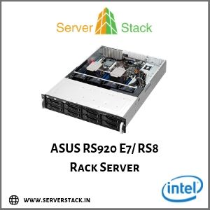 Asus Rs920 E7 / Rs8 Rack server price in india
