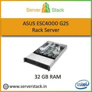 Asus ESC4000 G2S 32GB Rack Server Price In India
