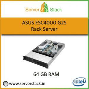 Asus ESC4000 G2S 64GB Rack Server Price In India