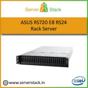 Asus RS720 E8 RS24 64GB Rack Server Price In India
