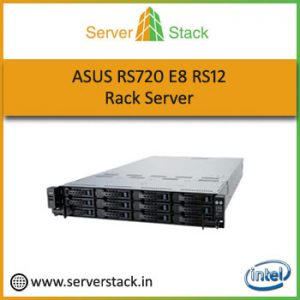 Asus RS720 E8 RS12 64GB Rack Server Price In India