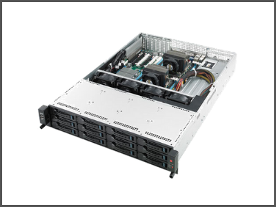 Asus RS720 E8 RS12 Rack Server
