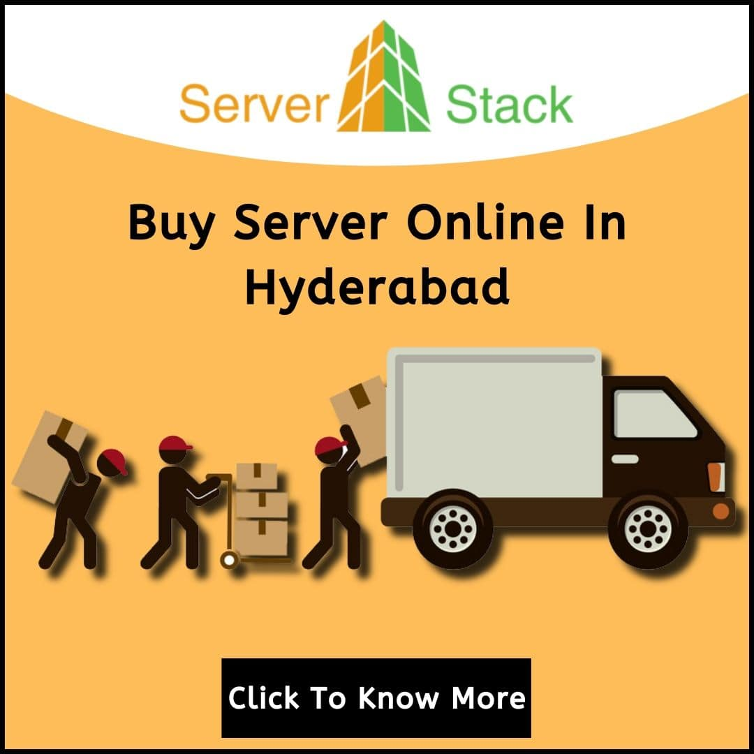 Buy Server Online In Hyderabad