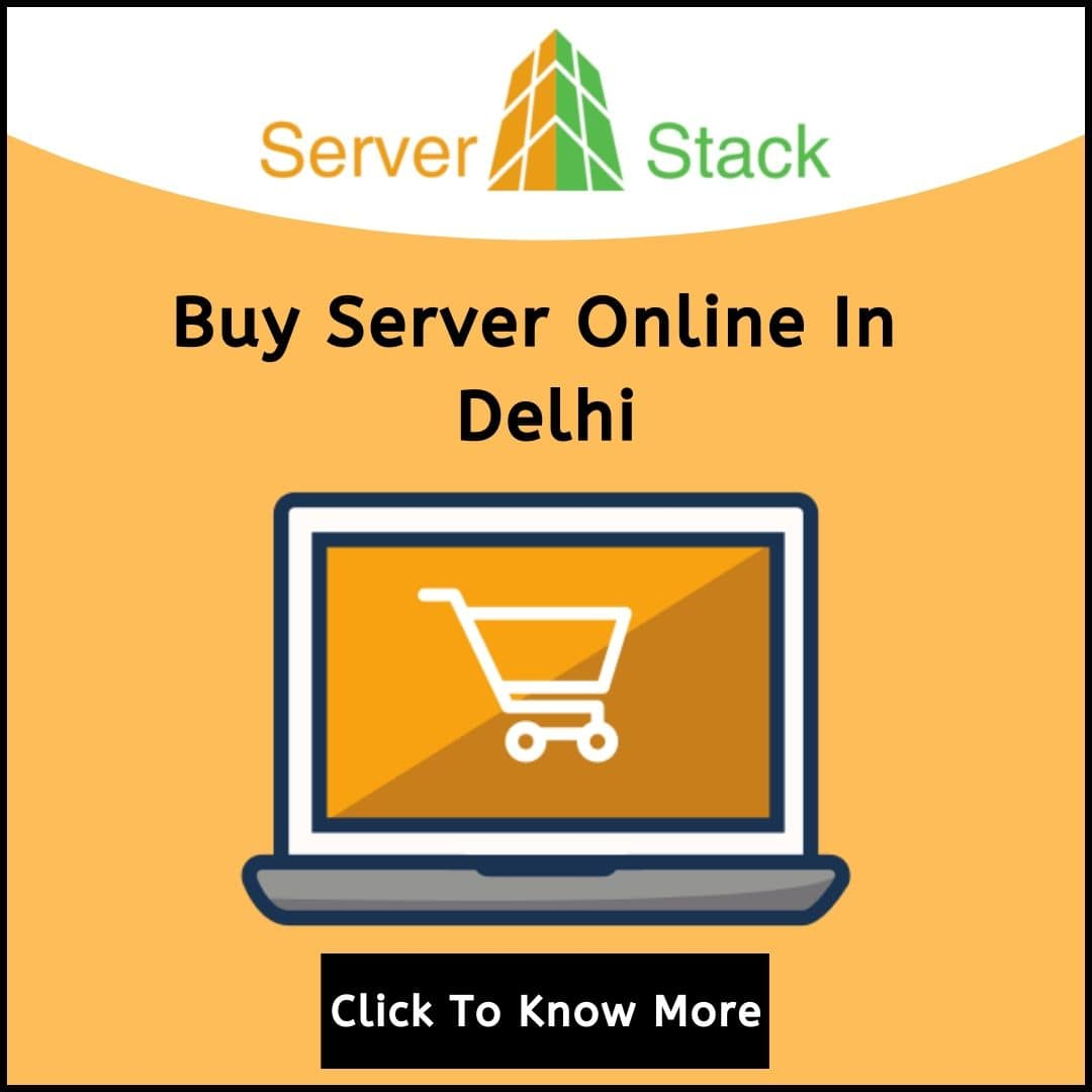 Buy Server Online In Delhi