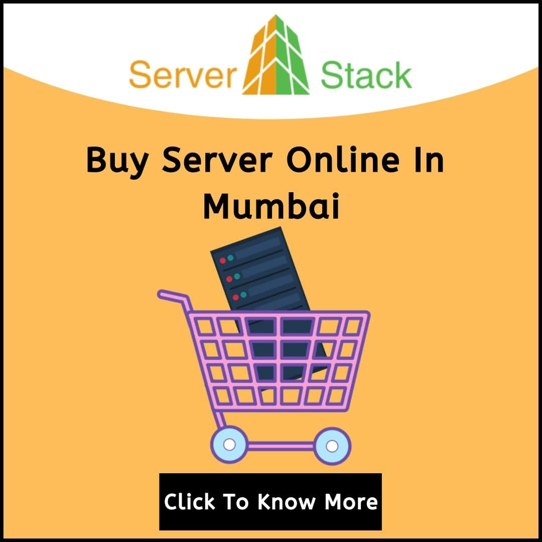 Buy Server Online in Mumbai