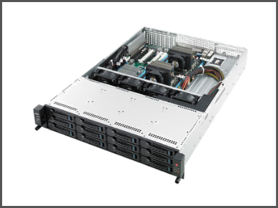 Asus RS720 E7 RS12  Rack Server