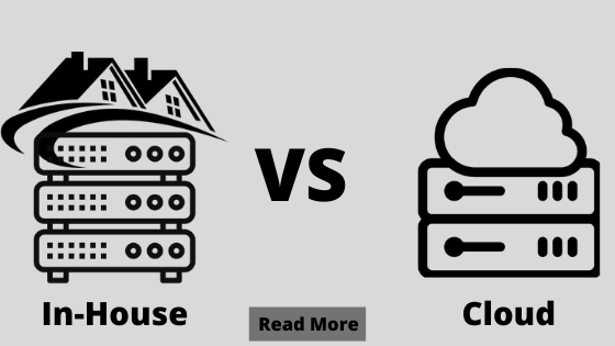 Inhouse Servers vs Cloud Computing