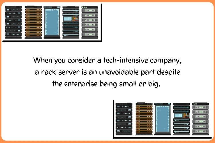 Why do you use a Rack Server?