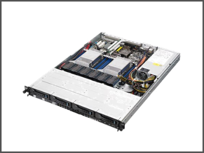 Asus RS500  E8 PS4 Rack Server