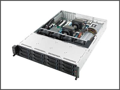 ASUS RS720 E8 RS12 Rack server