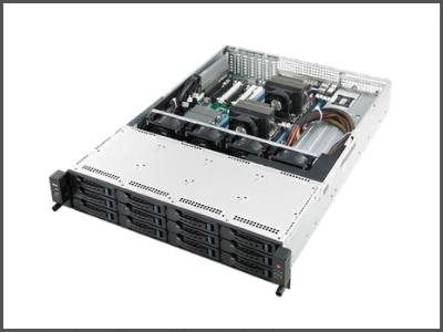 ASUS RS720 E7 RS12 Rack server