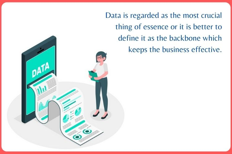 Importance of Data