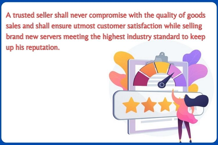 Trusted sellers