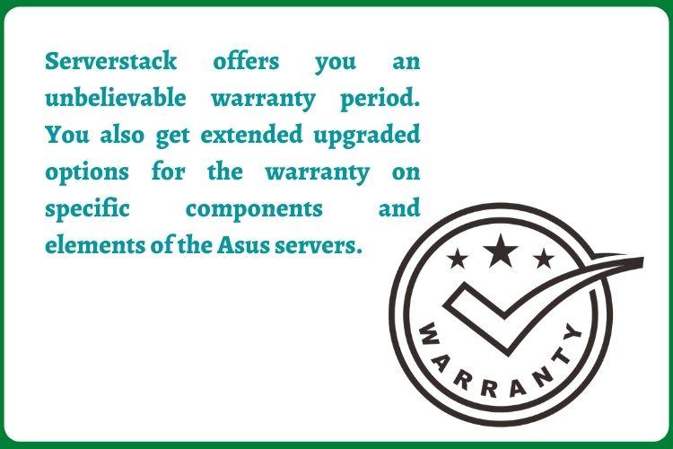 Extended Warranty on Servers