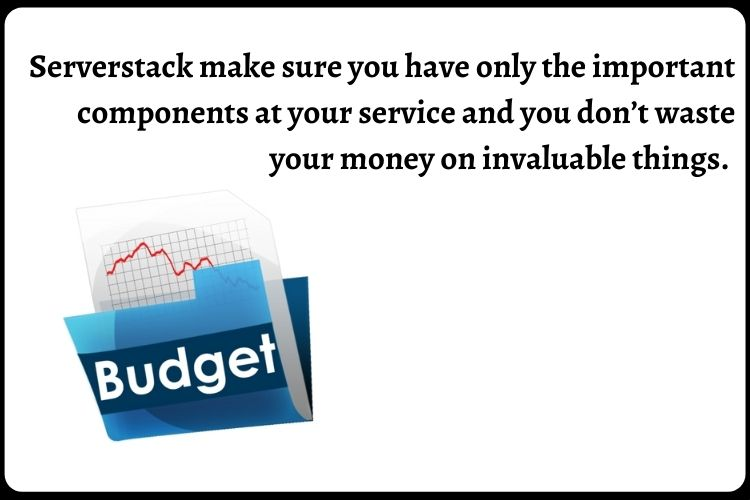 How Serverstack helps customers save money while buying a server?
