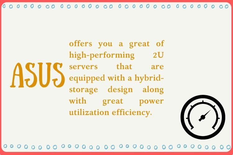 ASUS Server's Performance